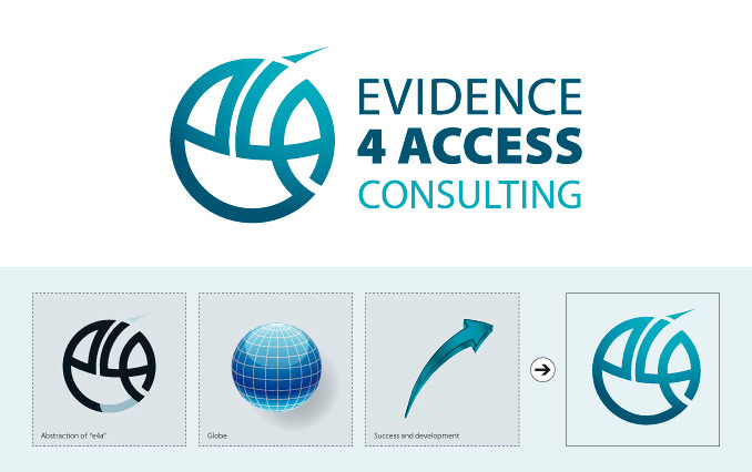 Evidence 4 Access Consulting via: LUCID business communication - Logo